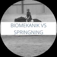 Biomekanik vs springning